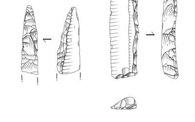 Opération de fouilles programmées : l'abri Malaurie (Rocamadour, Lot)