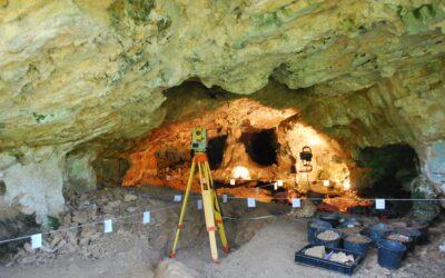 Grotte Sirogne (Rocamadour, Lot)